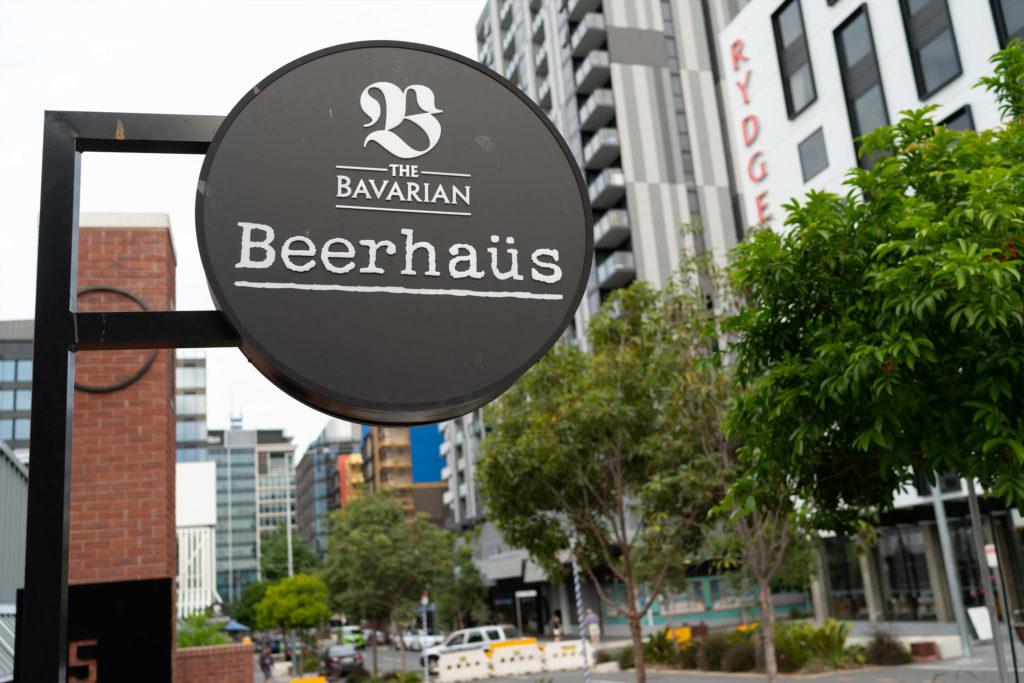 Bavarian Beerhaus, King Street