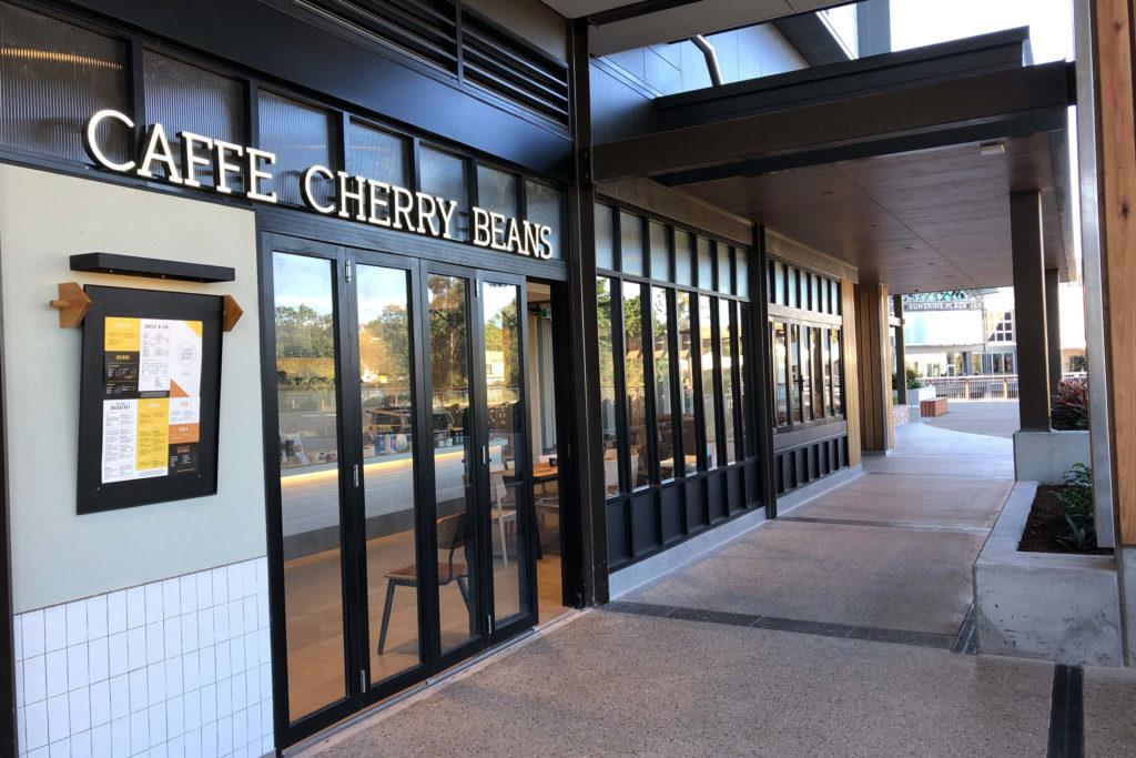 Caffe Cherry Beans, Sunshine Plaza